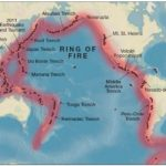 Pacific Ring of Fire or Circum-Pacific Belt  | UPSC – IAS