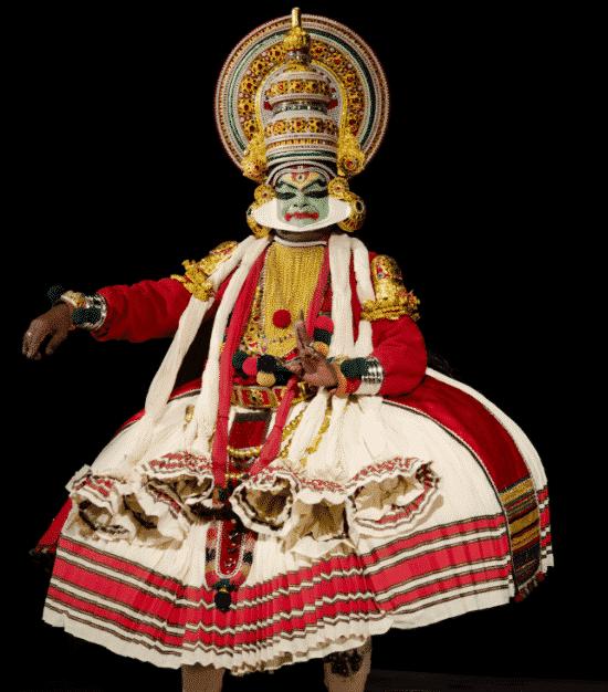 short note on kathakali dance upsc